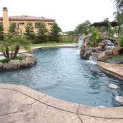 Construcción de piscinas en Yecla