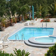 Instalación de spas en Alcayna