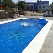 Rehabilitación de piscinas en Abanilla