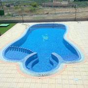 Mantenimiento de spas en Alcayna
