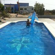 Rehabilitación de piscinas en Alcayna