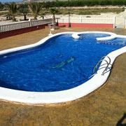 Mantenimiento de jacuzzis en Alcayna