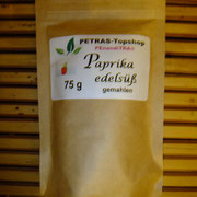 Paprika edelsüß im Gudwork, 4 euro