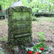 Groß Sterneberg, Gemeindefriedhof