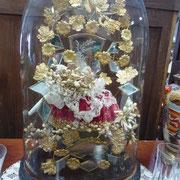 Ancien globe de mariée