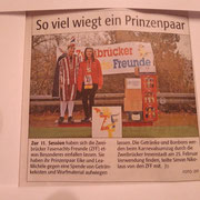 Rheinpfalz, ZR 04.01.2020