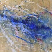 """ART HFrei - """"Musica"""" - Pastell - 2010"""