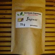 Ingwer Pulver, 4 euro