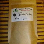 Tonka Bohne, 4 euro