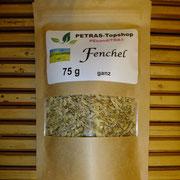 Fenchel Samen, 4 euro