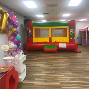 INDOOR FUN HOUSE