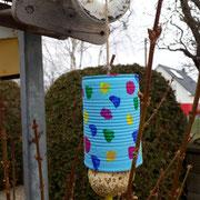 Futterdose für die Vögel
