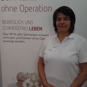 Wiederholungs-Assistenz in der Schmerztherapie-Ausbildung  bei Liebscher&Bracht, 2016+2017