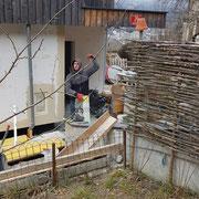 FASSADENSANIERUNG - WALDSTRASSE WDVS - Baumeister Bucher Tirol