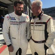 Alex und Kurt Menhofer Trackday Red Bull Ring