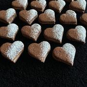 Tiramisu Herzen