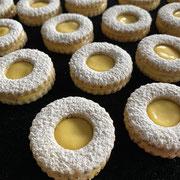 Zitronen-Mohn-Cookies