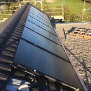 SolarONE hybridsystem PVT
