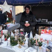 Auf dem Weihnachtsmarkt 2018