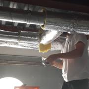 Installation VMC par ouvrier