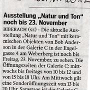Okt 2012 / Bob Anderson und Ch. Dullenkopf
