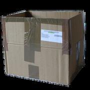 1. Einen Pappkarton für die Lightbox aussuchen