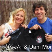 #my monic #mymonic #dani moreno #siempregallo #camisetas dani moreno #swarovski #camisetas con swarovski #made in spain #barcelona #handmade #ropa swarovski #logo #swarovski #camiseta swarovski