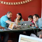 Встреча с пользователями в Питере