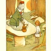 Мэйбл Люси Эттвел, 1910г.