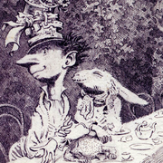 Мервин Пик, 1946г.
