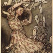Артур Рэкхем, 1907г.