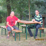 Ulli Austermann und Andreas Figgemeier