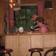 Die Hütte von innrn