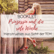 Booklet Menstruation aus Sicht der TCM