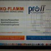Ecko-Flamm und proIT, Wiesbaden