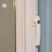 Quadragard® Integral mit abschliessbarem Fenstergriff