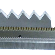 Perforated Blades With Different TPI