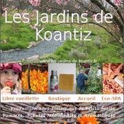 Couverture de la brochure@les_jardins_de_koantiz