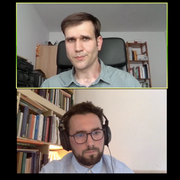 Begegnung vereint: Mit Dr. Patrick Brooks: Lebenslanges lernen und die Frage nach richtigem Handeln. - Projektleiter bei der Muslimischen Akademie Heidelberg.