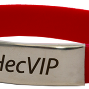 VIP- Armband - Kunde: Hectronic