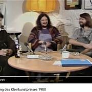 Verleihung des Deutschen Kleinkunstpreis