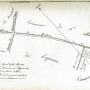Procès verbal de délimitation de la commune en 1818 page 9