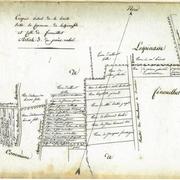 Procès verbal de délimitation de la commune en 1818 page 10