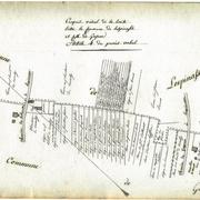Procès verbal de délimitation de la commune en 1818 page 11
