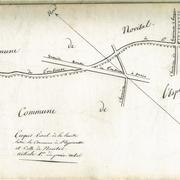 Procès verbal de délimitation de la commune en 1818 page 8