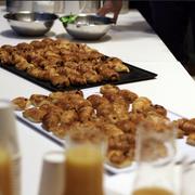 Petit-déjeuner offert par Critéo à l'événement Webassoc de Janvier 2014