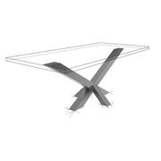 Möbelloft, Moebelloft, Tisch auf Maß, Tisch selber konfigurieren, Tisch selber gestalten, Designtisch, Designertisch, Tischgestell auf Maß, Tischgestell auf Wunsch, Tischgestell selber designen, Stahlgestell, Holzgestell, Glasgestell, Essen, München