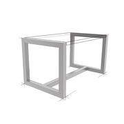 Möbelloft, Moebelloft, Tisch auf Maß, Tisch selber konfigurieren, Tisch selber gestalten, Designtisch, Designertisch, Tischgestell auf Maß, Tischgestell auf Wunsch, Tischgestell selber designen, Stahlgestell, Holzgestell, Glasgestell, Essen, Gelsenkirchen