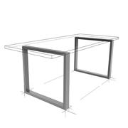 Möbelloft, Moebelloft, Tisch auf Maß, Tisch selber konfigurieren, Tisch selber gestalten, Designtisch, Designertisch, Tischgestell auf Maß, Tischgestell auf Wunsch, Tischgestell selber designen, Stahlgestell, Holzgestell, Glasgestell, Essen, Ibiza, NRW