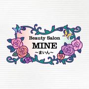 BeautySaron MINE~まいん~様ロゴ